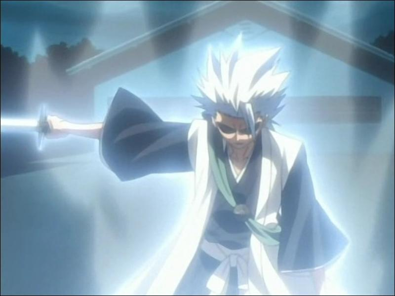 Quel capitaine combat-il en l'accusant de la mort d'Aizen ?