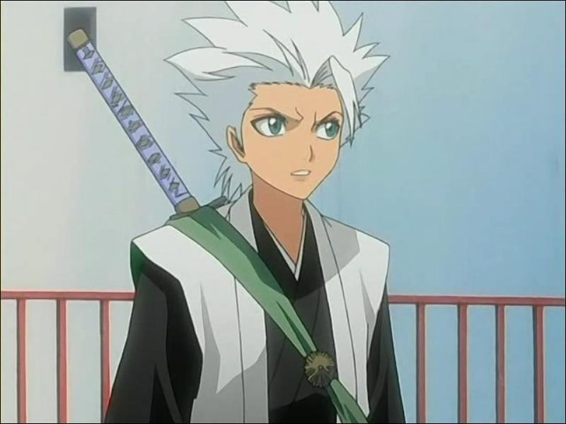 Quand il était petit, Hitsugaya voulait-il entrer dans l'académie de Hinamori ?