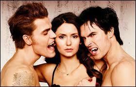 Qui dit :  Que veux-tu que je te dise Stefan, que je suis désolée pour tout ce que j'ai fait et bien je ne le suis pas, ok ? Ça s'appelle l'instinct de survie  ?