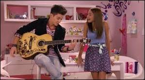 Saison 1 : Federico est amoureux d'une fille, qui est-ce ?