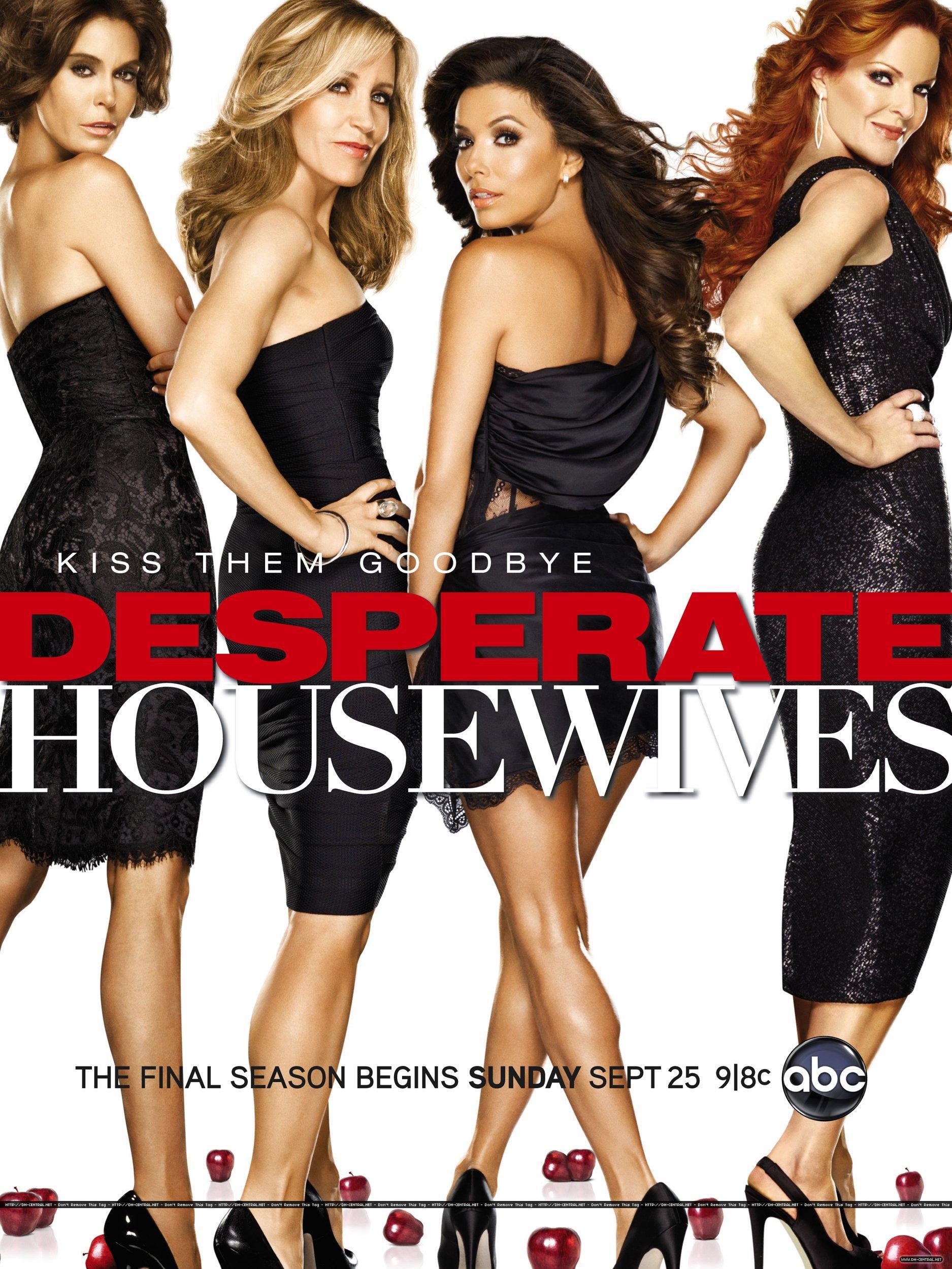 Desperate Housewives : saison 8