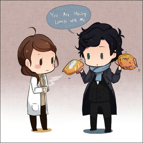 Qui joue le rôle de Sherlock ?