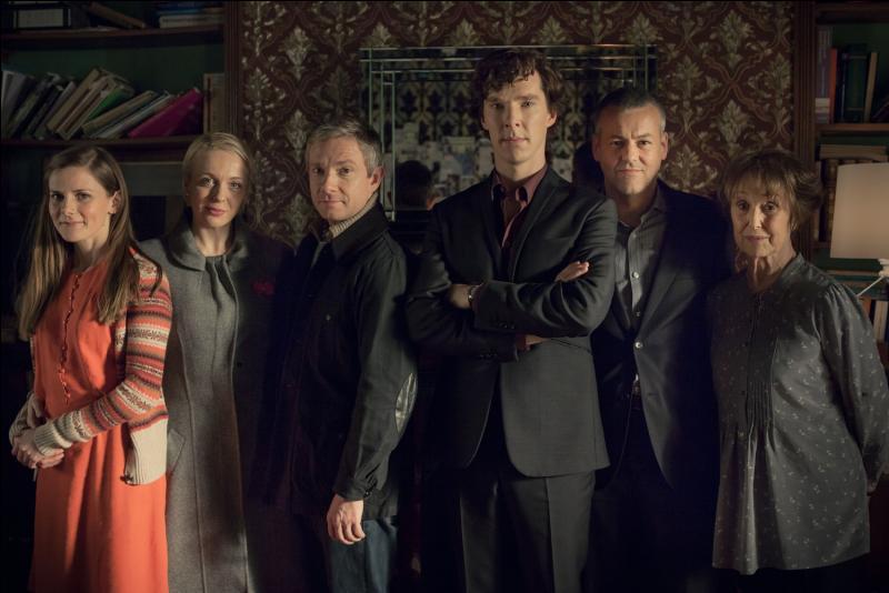 Qui est le meilleur ami ou la meilleure amie de Sherlock ?