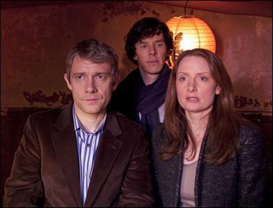 Dans l'épisode  Le banquier aveugle , pourquoi l'épisode s'appelle-t-il ainsi ?