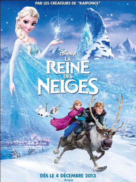 Comment s'appelle la Reine des neiges ?