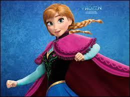 Quel est le pouvoir d'Anna ?