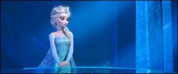 Qu'est-ce qu'Elsa a construit ?