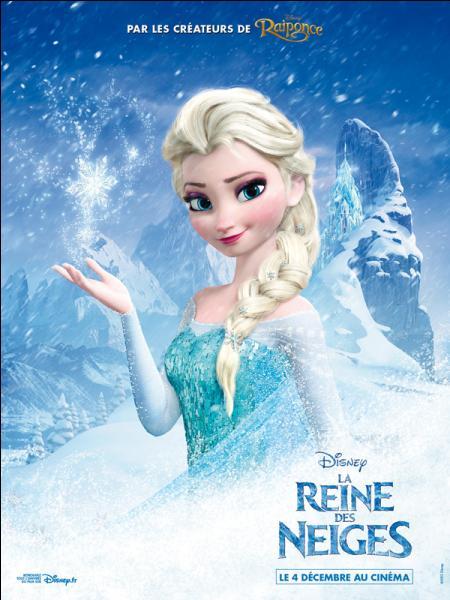 Comment s'appelle le bonhomme de neige qu'Elsa a fabriqué ?