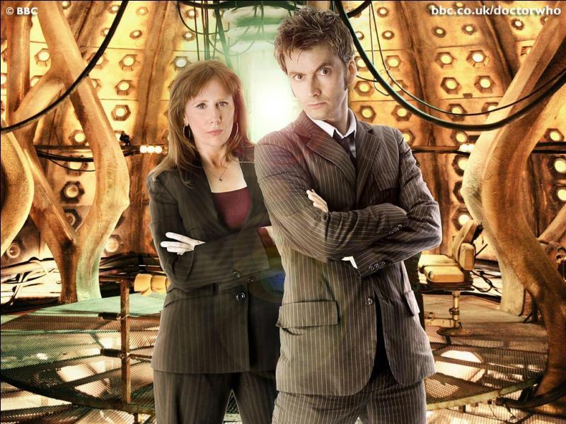 À qui Rose apparaît-elle dans l'épisode  Partners in Crime  (Le retour de Donna Noble, 4x1) ?