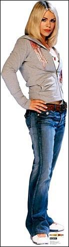 Rose Tyler est jouée par :