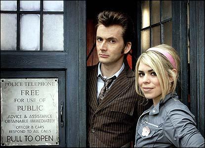 Rose ... le Docteur.