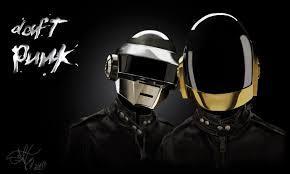 Que chante le groupe  Daft Punk  ?