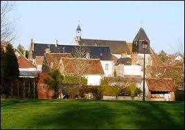Nous sommes maintenant à Bléneau, un village bourguignon situé dans le département ...
