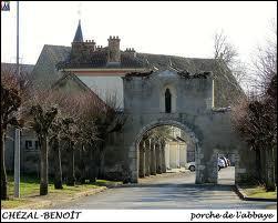 Nous visitons la commune de Chezal-Benoît. Située dans le Cher, c'est une commune de la région ...