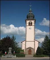 Uxegney est un village lorrain situé dans le département n° ...