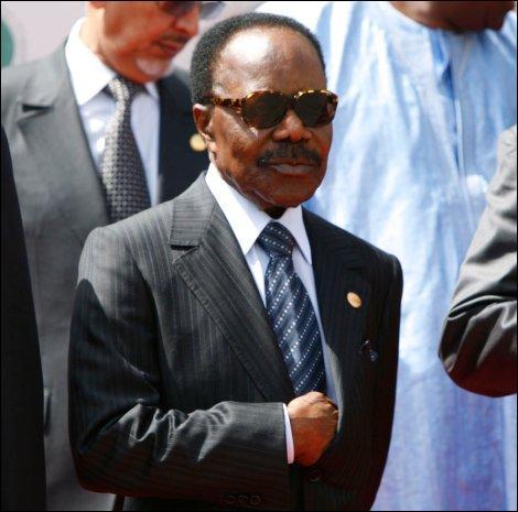 Le président du Gabon, Omar Bongo, a fait arrêter des militants de la société civile qui l'avaient accusé...