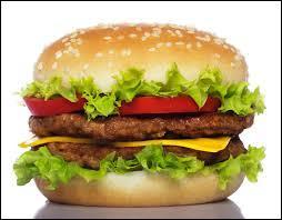 D'où vient le hamburger ?