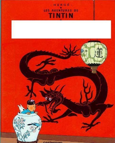 Les albums de Tintin