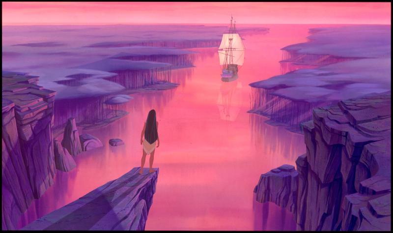 Quel morceau instrumental, composé par Alan Menken, conclut magistralement ce classique de Walt Disney, lorsque Pocahontas regarde depuis une falaise le bateau portant John Smith s'éloigner ?