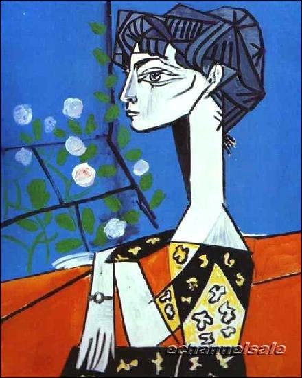 Qui a peint Jacqueline ?