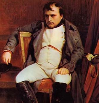 Les défaites de Napoléon 1er