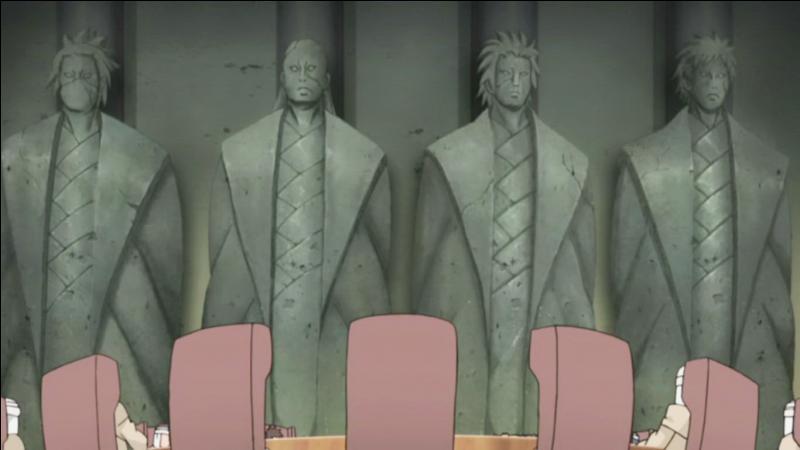 Quel est l'élément utilisé par le 3ème Kazekage ?