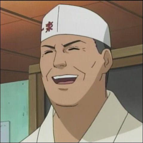 Comment se nomme le patron du restaurant préféré de Naruto ?