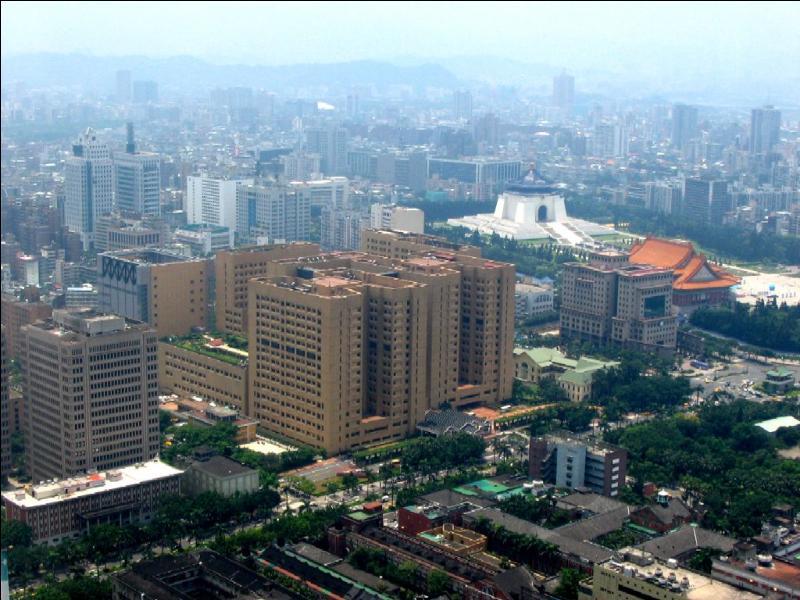 Est-ce que Taïwan est une île ou une presqu'île ?
