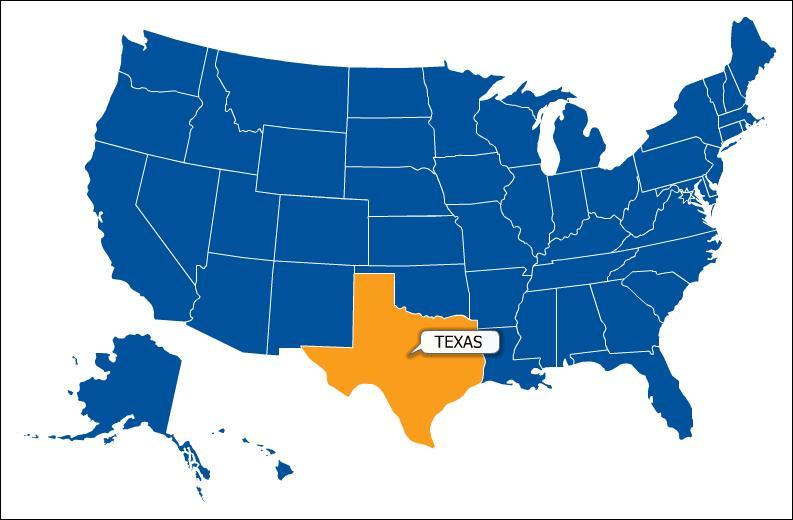 Comment se nomment les habitants du Texas ?
