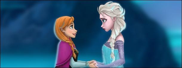 Comment sont morts les parents d'Anna et Elsa ?