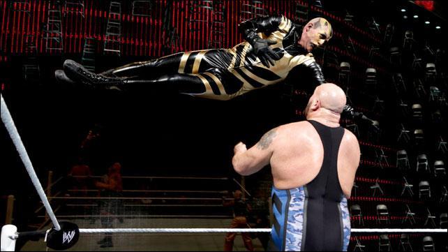 Fatal 4-Way Elimination Tag Team match . Qui est le vainqueur ?