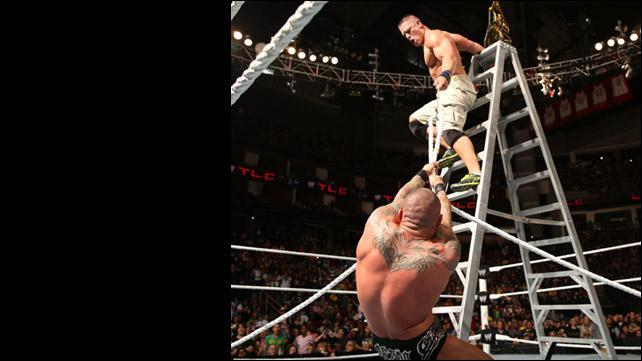 Unified Championnat ; John Cena VS. Randy Orton . Qui est le vainqueur ?