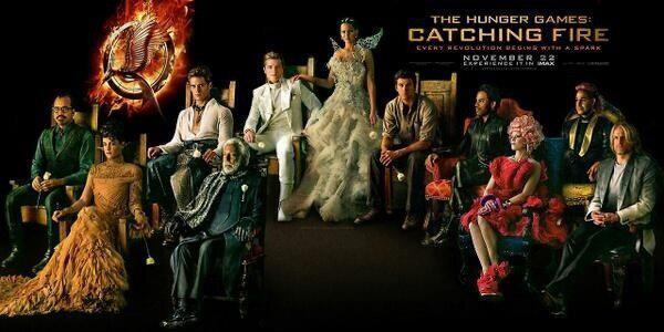 Hunger Games (1 et 2) - Personnages
