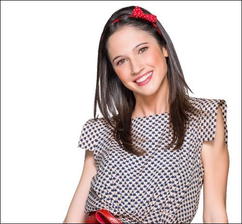 Son rôle dans la série  Violetta  est :