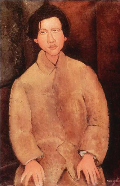 Qui a peint Chaïm Soutine ?