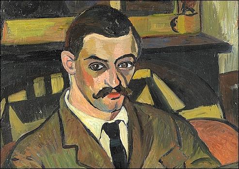 Qu a peint Portrait de Maurice Utrillo ?