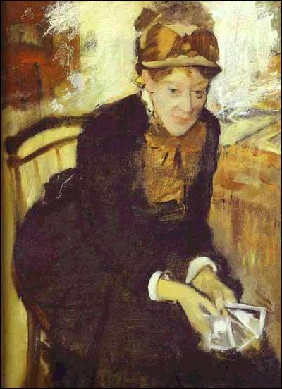 Qui a peint Mary Cassatt ?