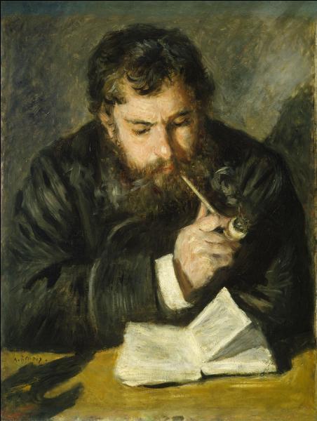 Qui a peint Claude Monet ?