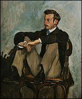 Qui a réalisé ce portrait de Renoir ?
