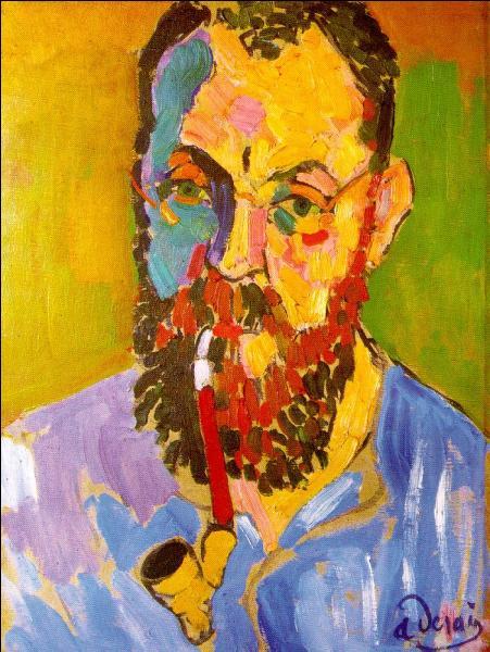 De qui est ce portrait d'Henri Matisse ?