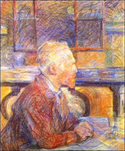 Qui a peint ce portrait de Vincent van Gogh ?