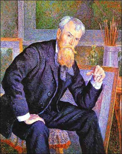Qui a peint Henri Edmond Cross ?