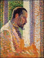 Qui a peint Portrait de Paul Signac ?
