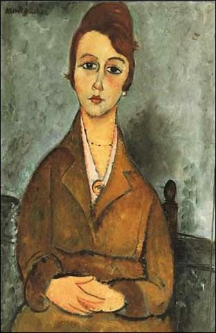 Qui a peint ce portrait de Suzanne Valadon ?
