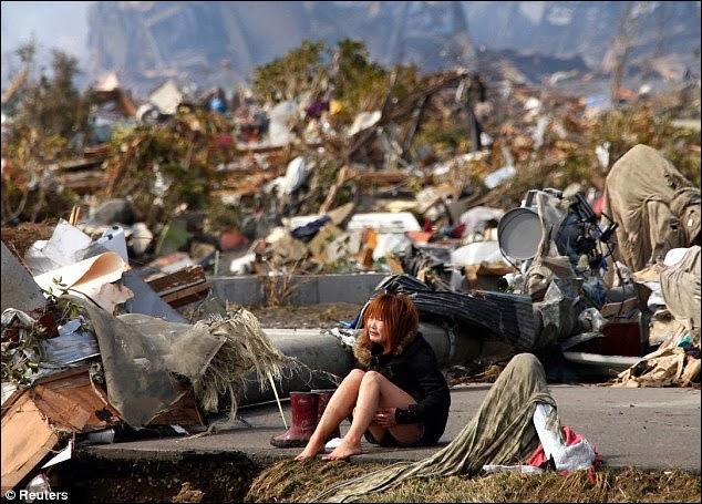 Le 11 mars 2011, le Japon est frappé par une catastrophe, une de plus !