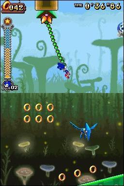 Quel est ce niveau issu de Sonic Rush Adventure ?