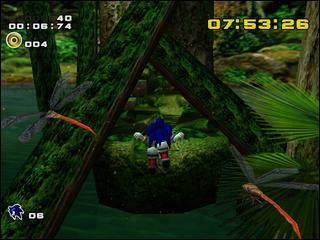 Quel est ce stage issu de Sonic Adventure 2 ?