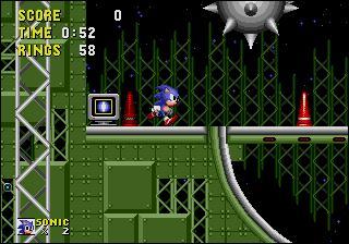 Quelle est cette zone issue de Sonic 1er du nom ?