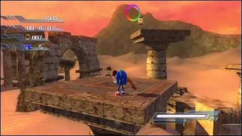 Quel est ce niveau issu de Sonic The Hedgehog 2006 ?