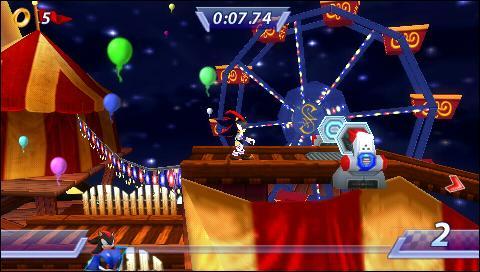 Quelle est cette zone issue de Sonic Rivals ?